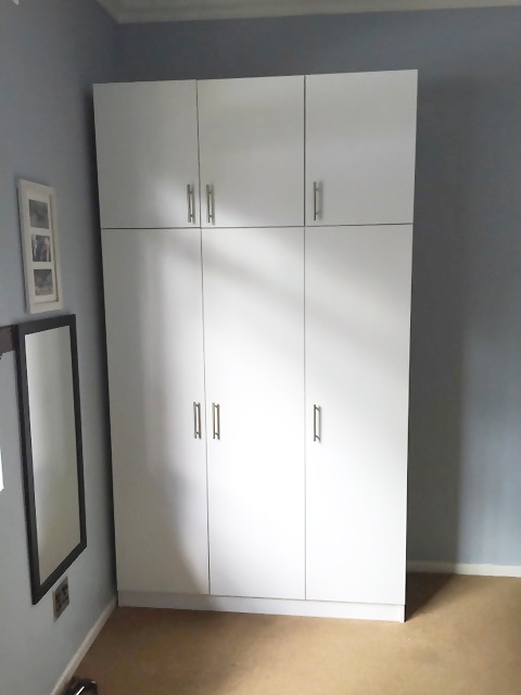 Smartfurn simple strong flatpack furniture for Bedroom cupboards designs cape town