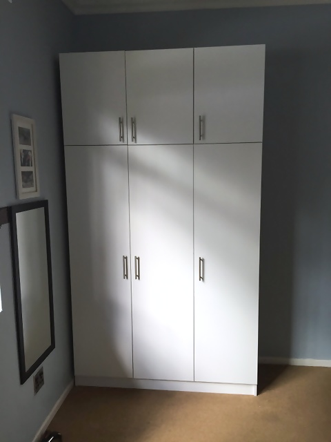 Customer testimonials smartfurn for Bedroom cupboards designs cape town