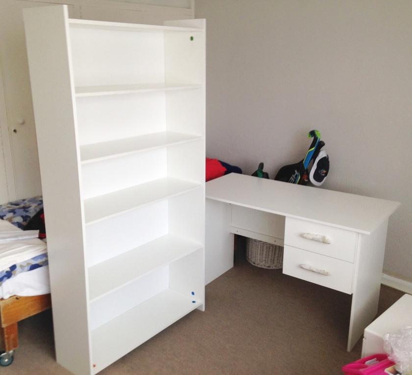 Smartfurn simple strong flatpack furniture for Affordable bedroom furniture cape town